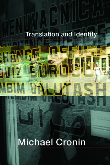 Translation and Identity book cover