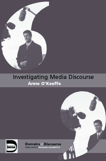 Investigating Media Discourse book cover