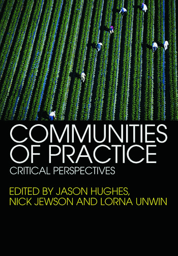 Communities of Practice Critical Perspectives book cover
