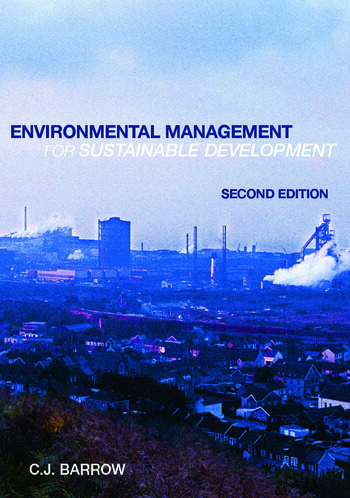 Environmental Management for Sustainable Development book cover