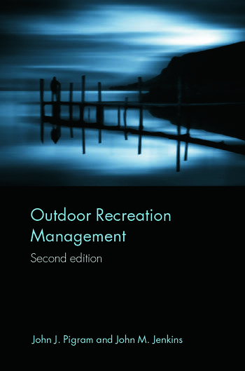 Outdoor Recreation Management book cover