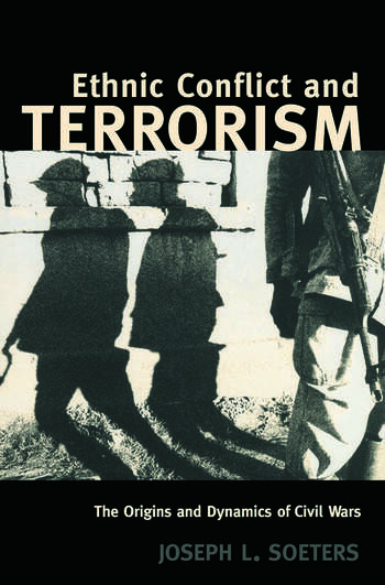 Ethnic Conflict and Terrorism The Origins and Dynamics of Civil Wars book cover