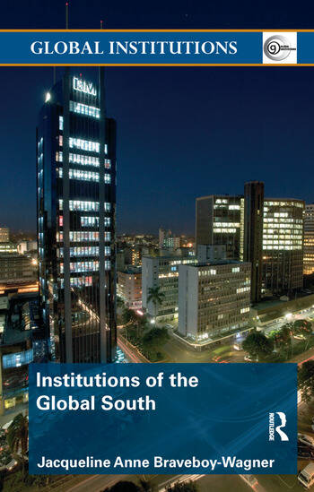 Institutions of the Global South book cover