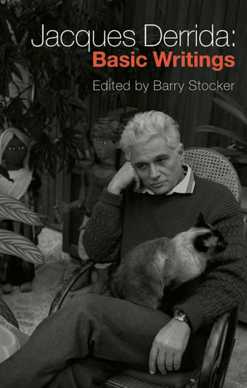 Jacques Derrida: Basic Writings book cover