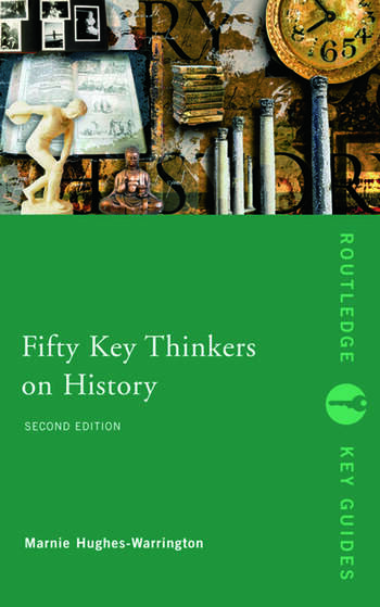 Fifty Key Thinkers on History book cover