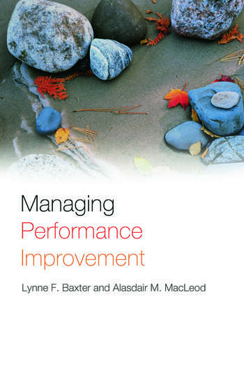 Managing Performance Improvement book cover