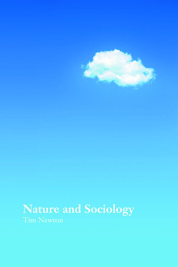 Nature and Sociology book cover