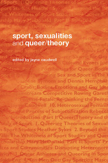 Sport, Sexualities and Queer/Theory book cover