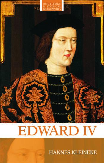 Edward IV book cover