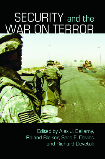 Security and the War on Terror book cover