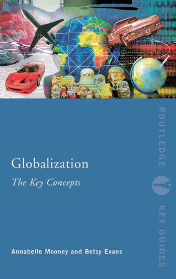 Globalization: The Key Concepts book cover