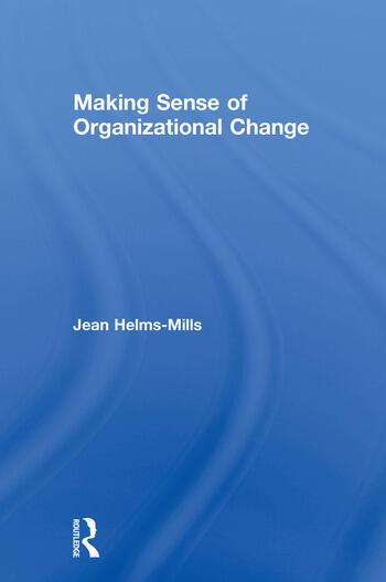 Making Sense of Organizational Change book cover