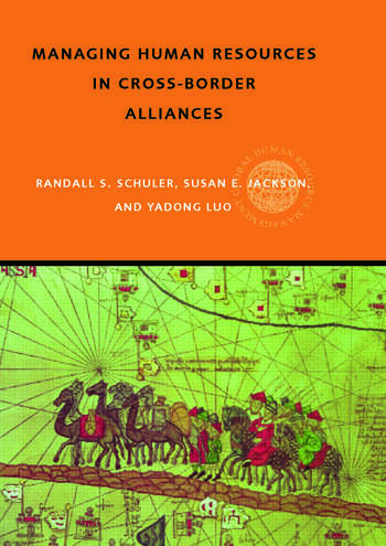 Managing Human Resources in Cross-Border Alliances book cover