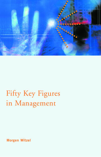 Fifty Key Figures in Management book cover