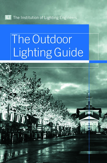 Outdoor Lighting Guide book cover