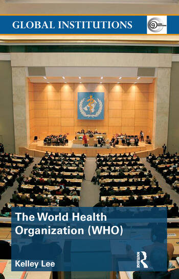 The World Health Organization (WHO) book cover