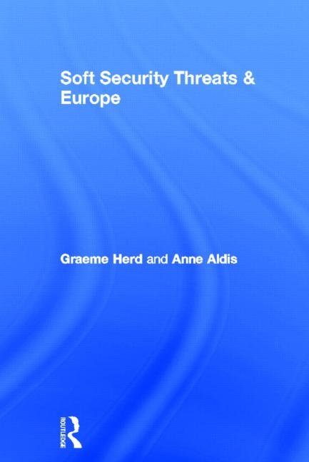 Soft Security Threats & Europe book cover