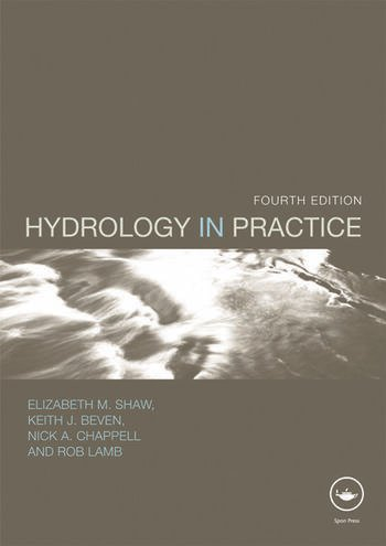 Hydrology in Practice, Fourth Edition book cover
