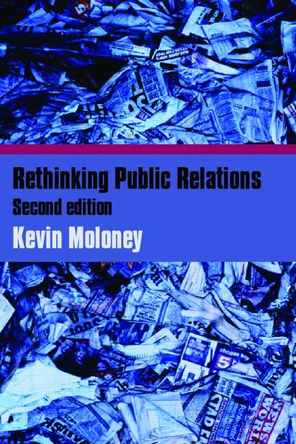 Rethinking Public Relations PR Propaganda and Democracy book cover