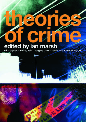 Theories of Crime book cover