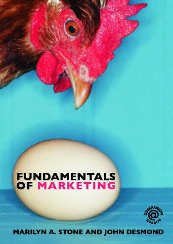 Fundamentals of Marketing book cover