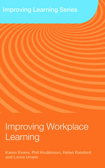 Improving Workplace Learning book cover