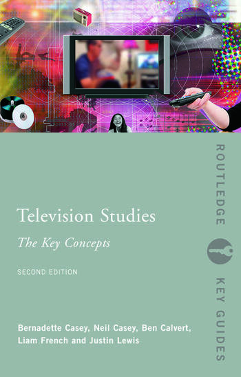 Television Studies: The Key Concepts book cover