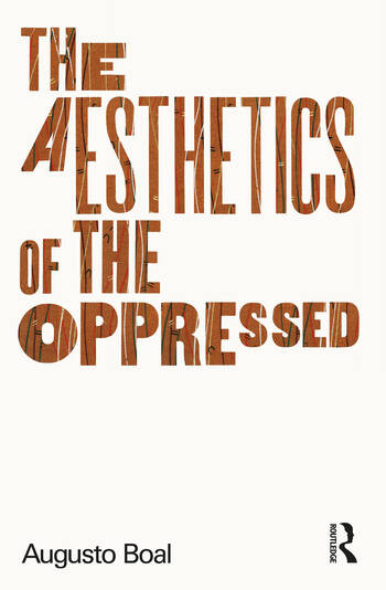 The Aesthetics of the Oppressed book cover