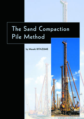 The Sand Compaction Pile Method book cover