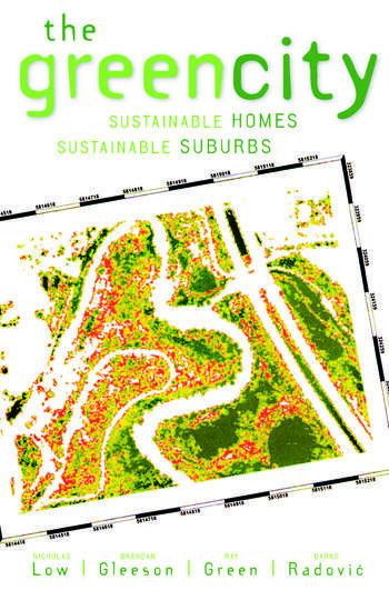 The Green City Sustainable Homes, Sustainable Suburbs book cover