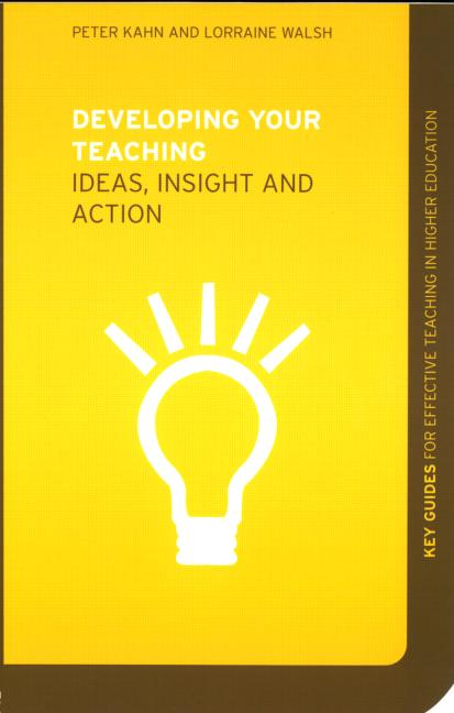 Developing Your Teaching Ideas, Insight and Action book cover