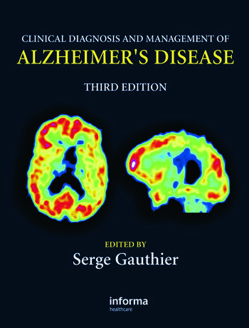 Clinical Diagnosis and Management of Alzheimer's Disease book cover