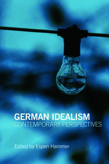 German Idealism Contemporary Perspectives book cover