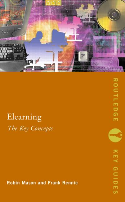 Elearning: The Key Concepts book cover