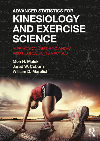 Advanced Statistics for Kinesiology and Exercise Science A Practical Guide to ANOVA and Regression Analyses book cover