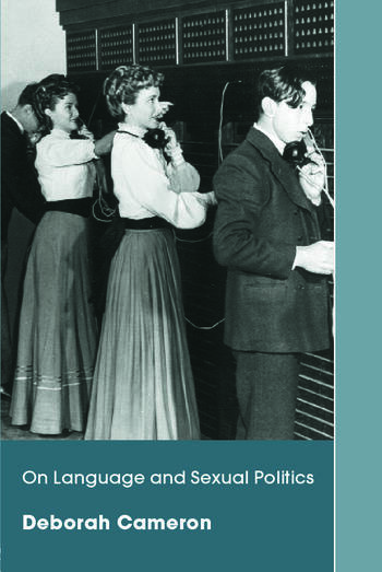 On Language and Sexual Politics book cover