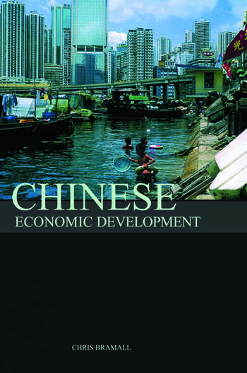 Chinese Economic Development book cover