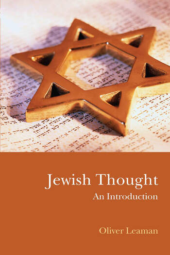 Jewish Thought An Introduction book cover