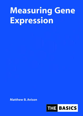 Measuring Gene Expression book cover