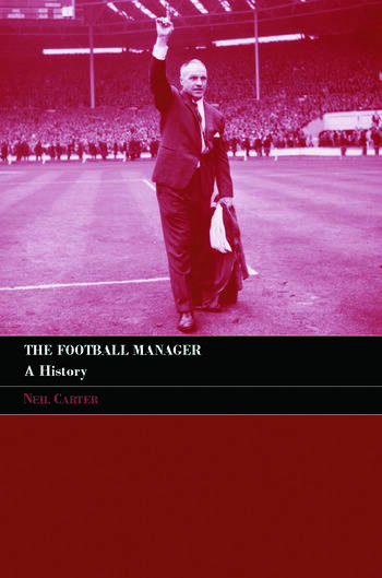 The Football Manager A History book cover