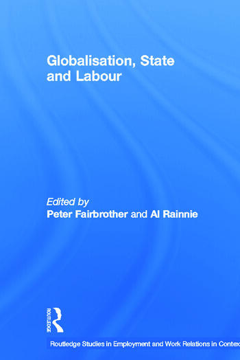 Globalisation, State and Labour book cover