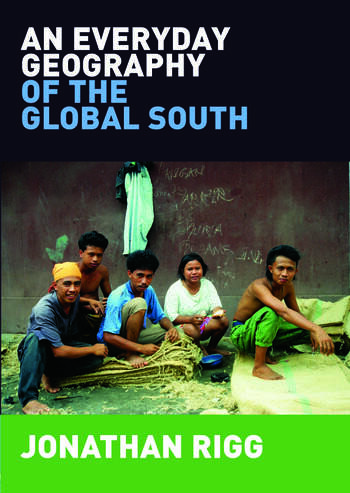 An Everyday Geography of the Global South book cover