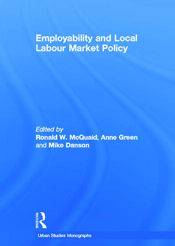 Employability and Local Labour Markets book cover