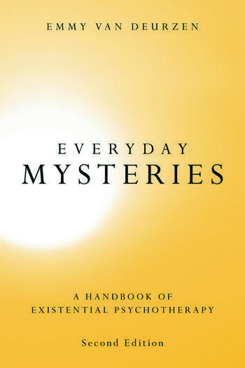 Everyday Mysteries A Handbook of Existential Psychotherapy book cover