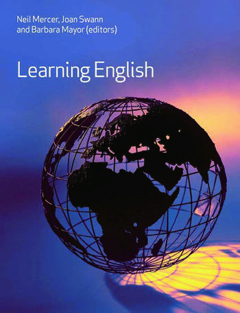 Learning English book cover
