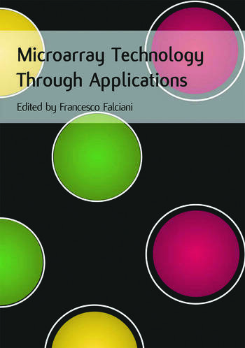 Microarray Technology Through Applications book cover