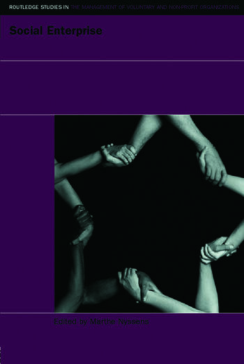 Social Enterprise At the Crossroads of Market, Public Policies and Civil Society book cover