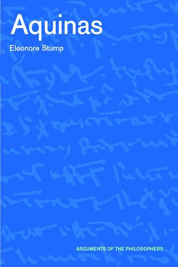 Aquinas book cover