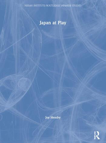 Japan at Play book cover