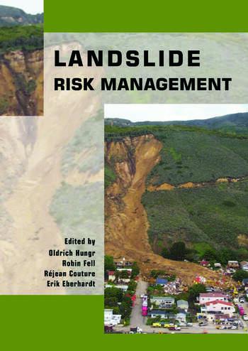 Landslide Risk Management book cover
